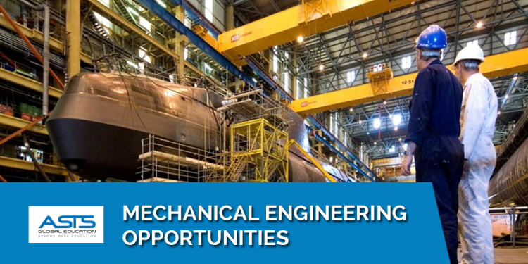MECHANICAL ENGINEERING OPPORTUNITIES